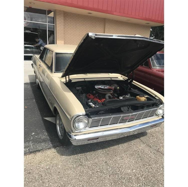 5th Image of a 1965 CHEVROLET NOVA II