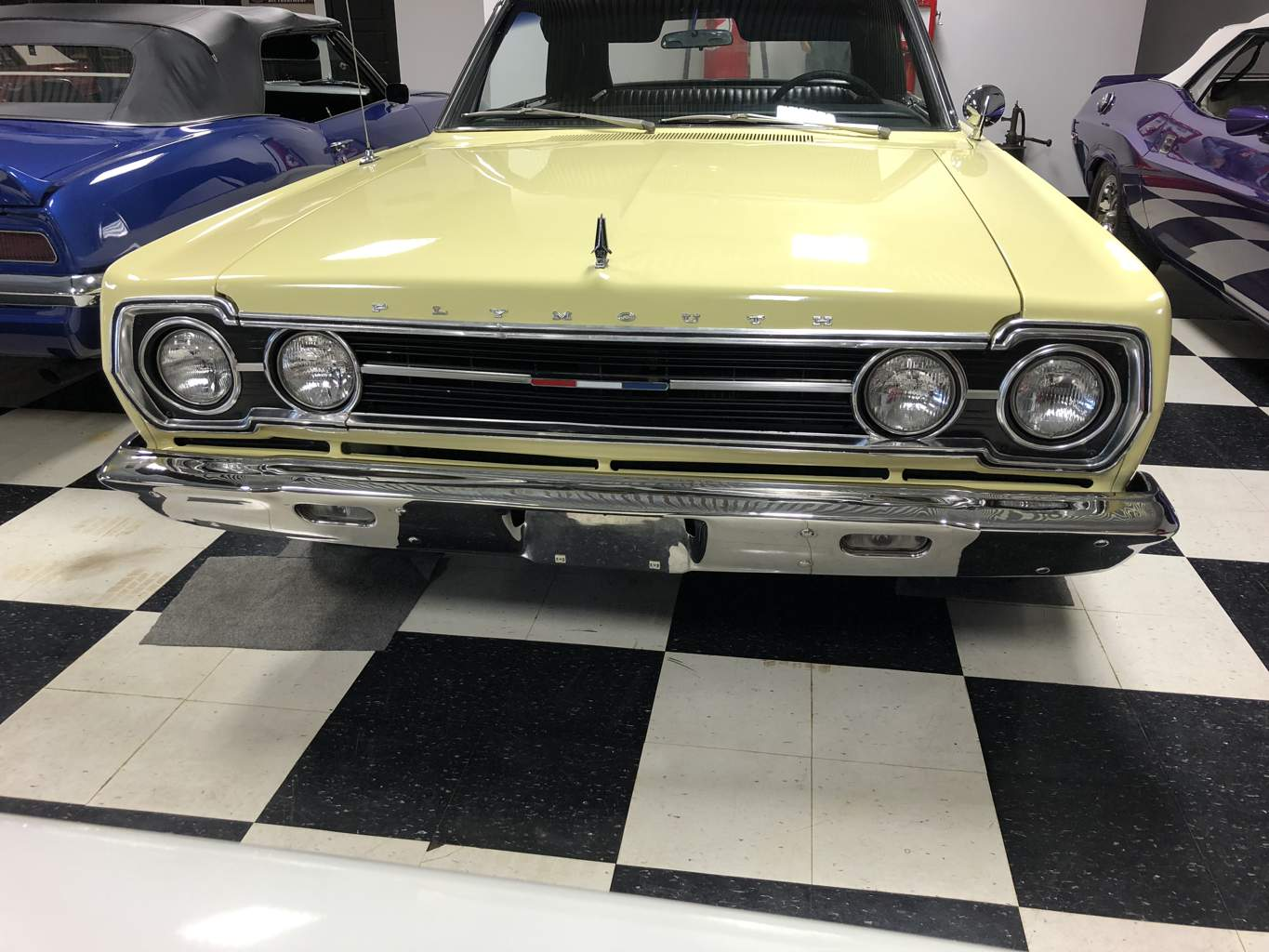 1st Image of a 1967 PLYMOUTH SATELLITE