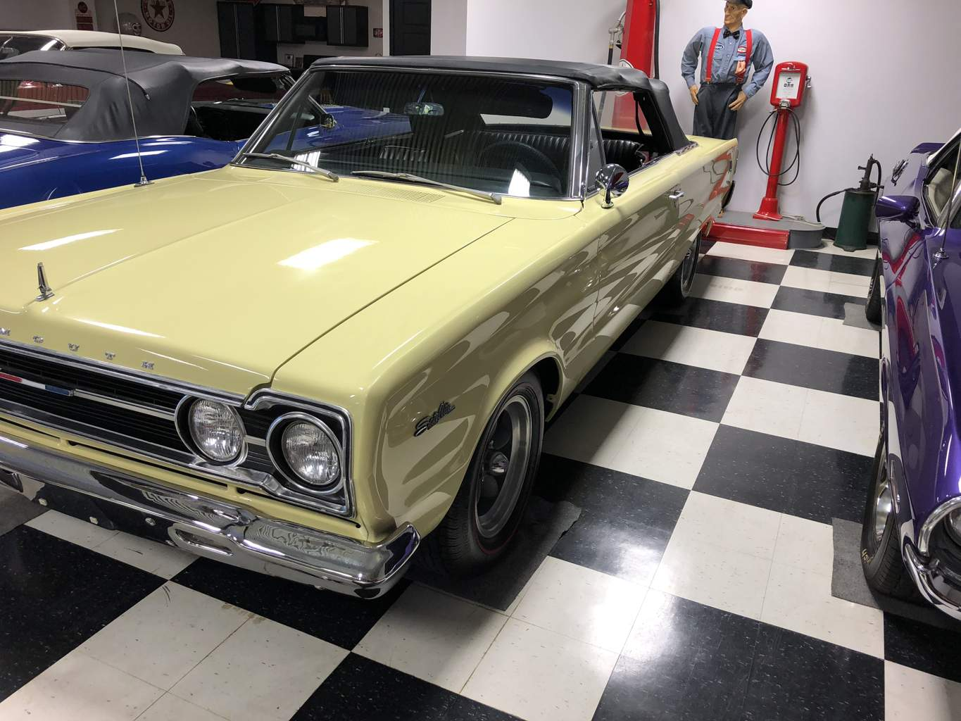 11th Image of a 1967 PLYMOUTH SATELLITE
