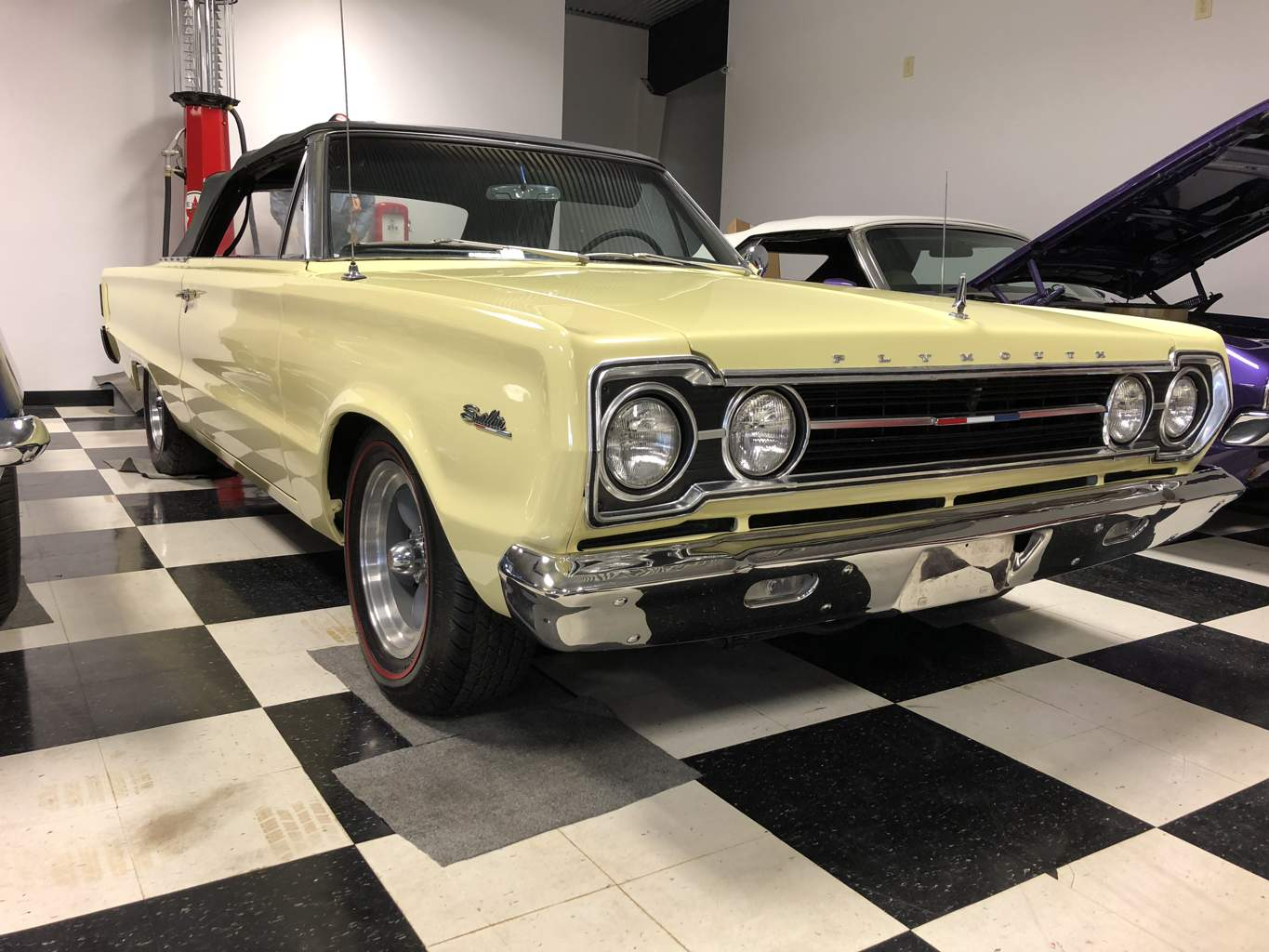 9th Image of a 1967 PLYMOUTH SATELLITE