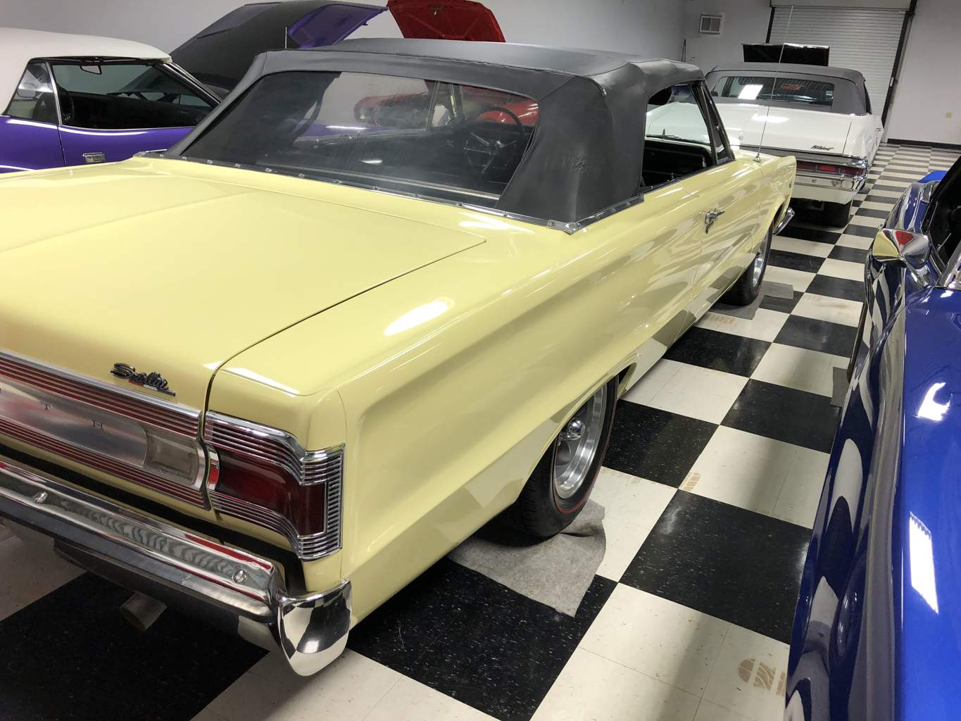 15th Image of a 1967 PLYMOUTH SATELLITE