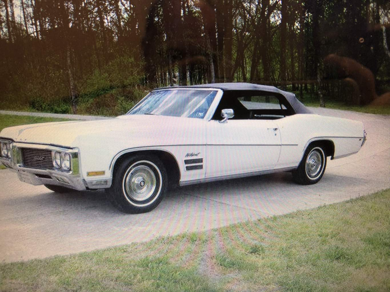 1st Image of a 1970 BUICK WILDCAT