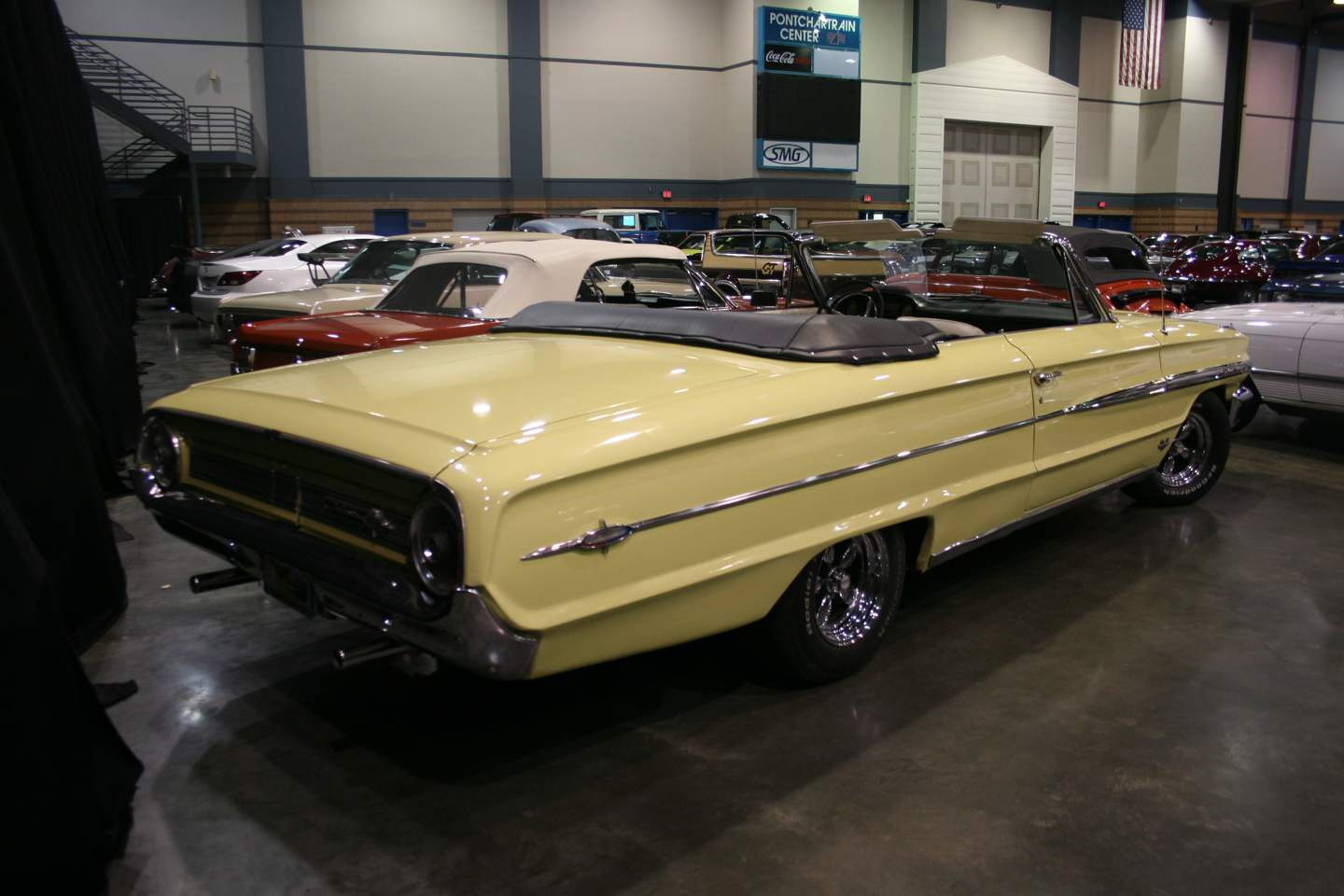 7th Image of a 1964 FORD GALAXIE 500XL