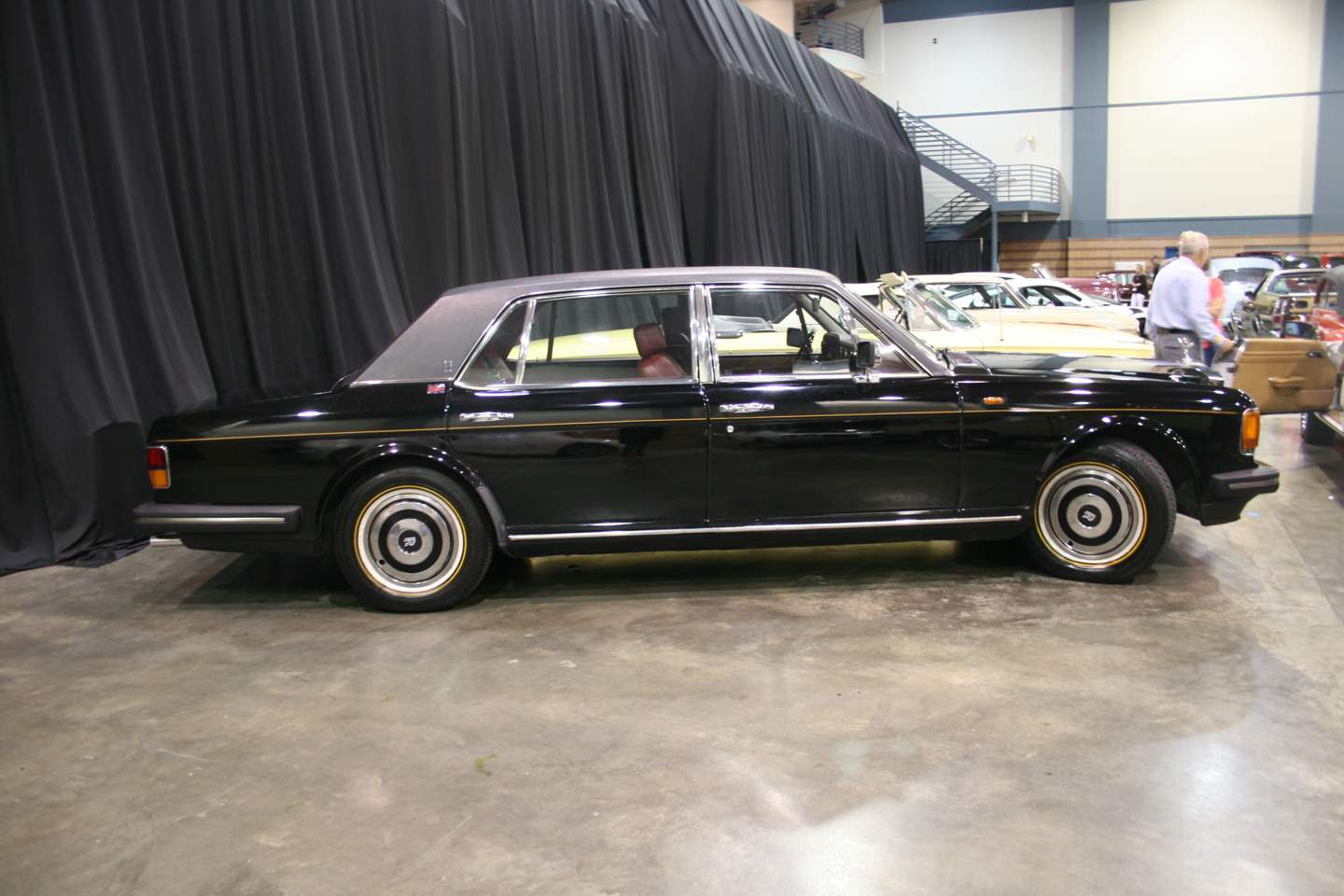 10th Image of a 1988 ROLLS ROYCE SILVER SPUR