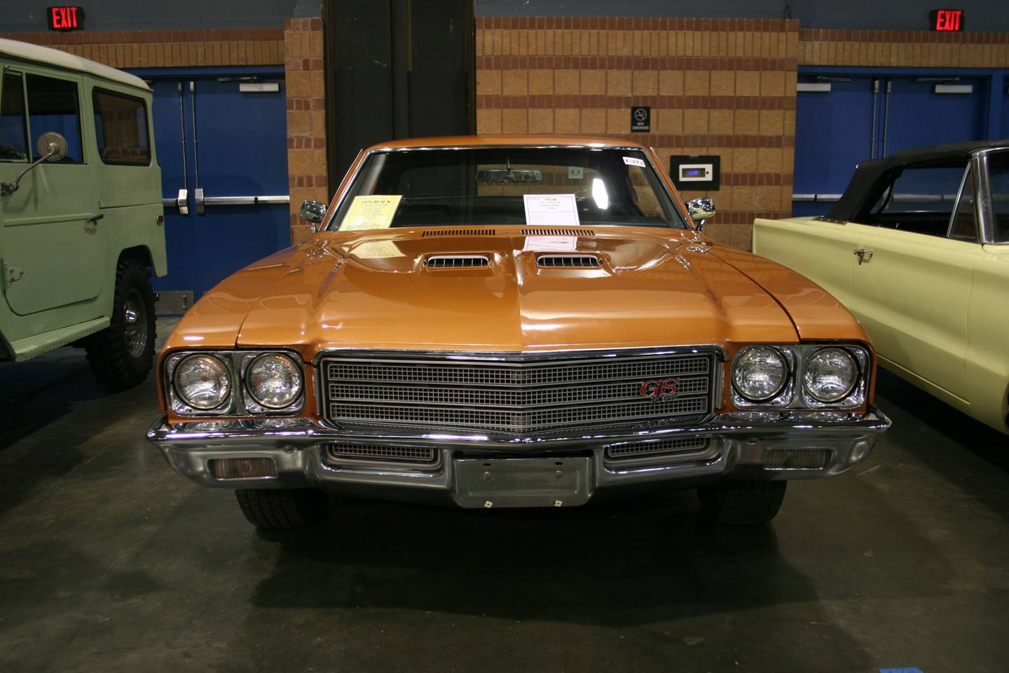 4th Image of a 1971 BUICK SKYLARK