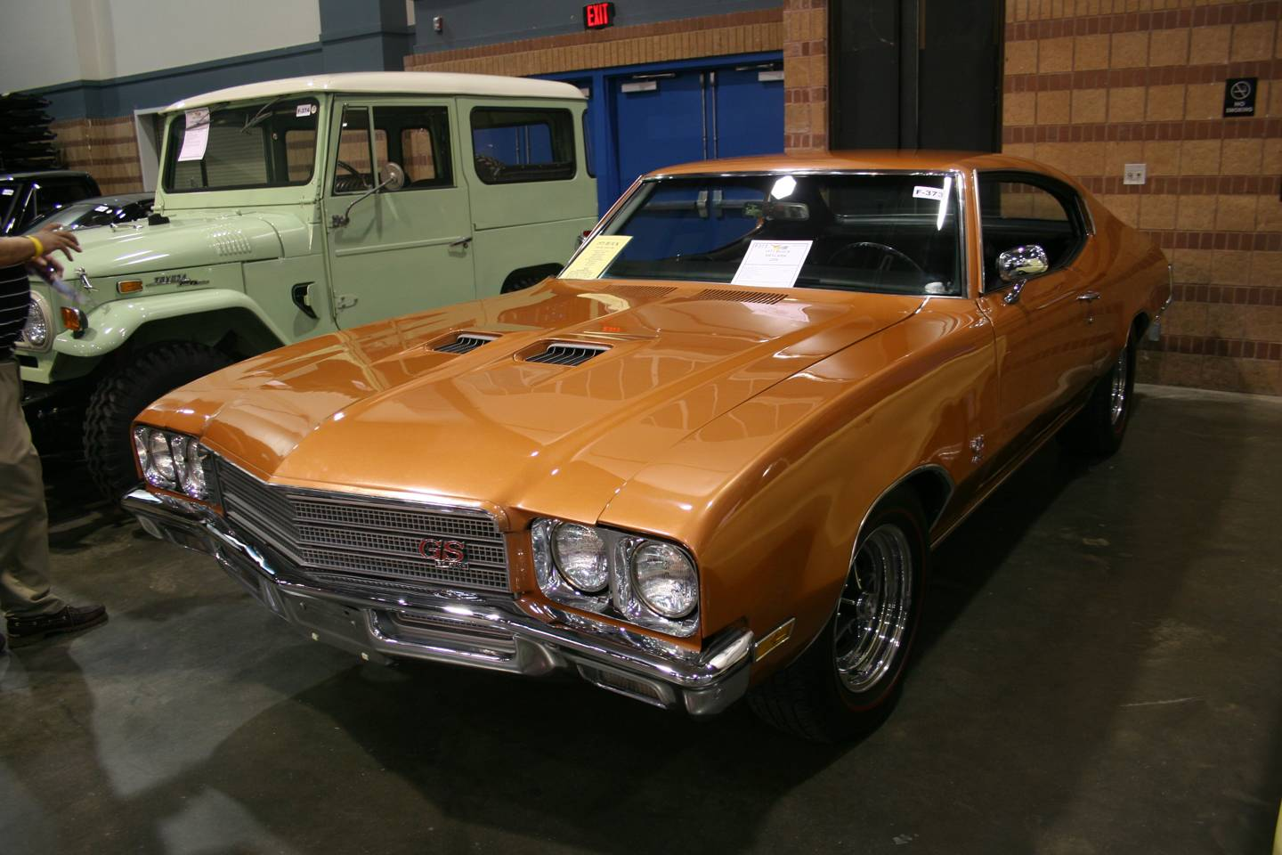 5th Image of a 1971 BUICK SKYLARK