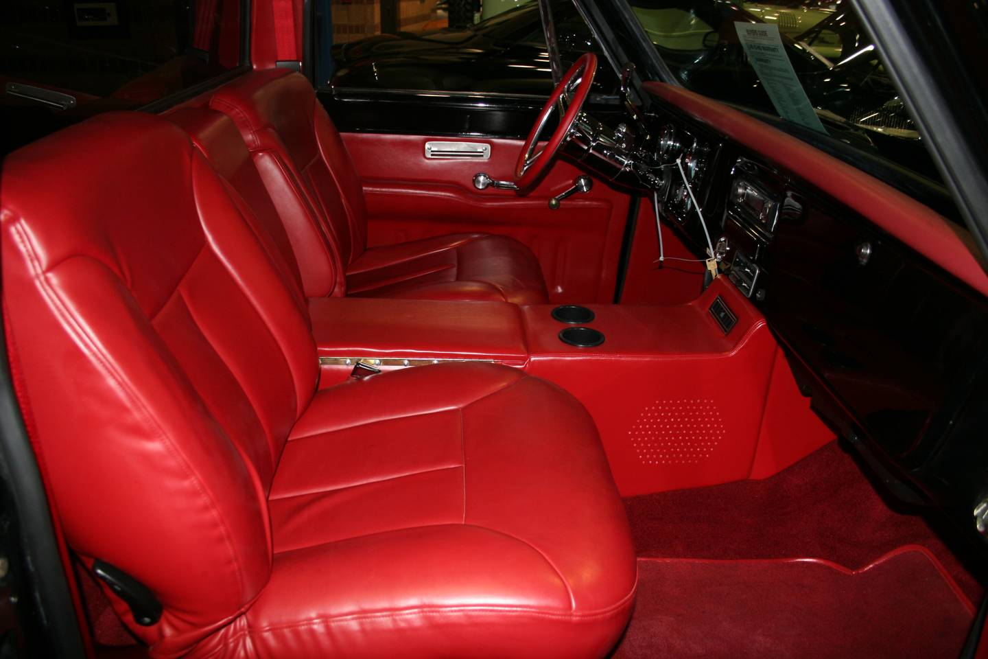 8th Image of a 1972 CHEVROLET C10