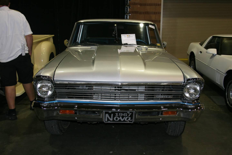 9th Image of a 1967 CHEVROLET NOVA