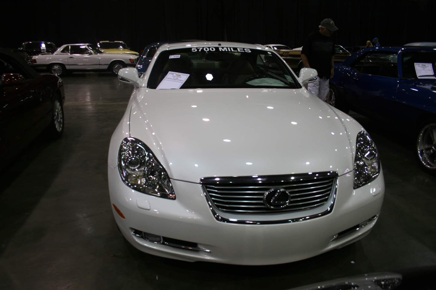 9th Image of a 2010 LEXUS SC 430