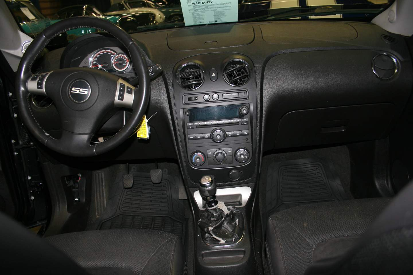 4th Image of a 2008 CHEVROLET HHR SS
