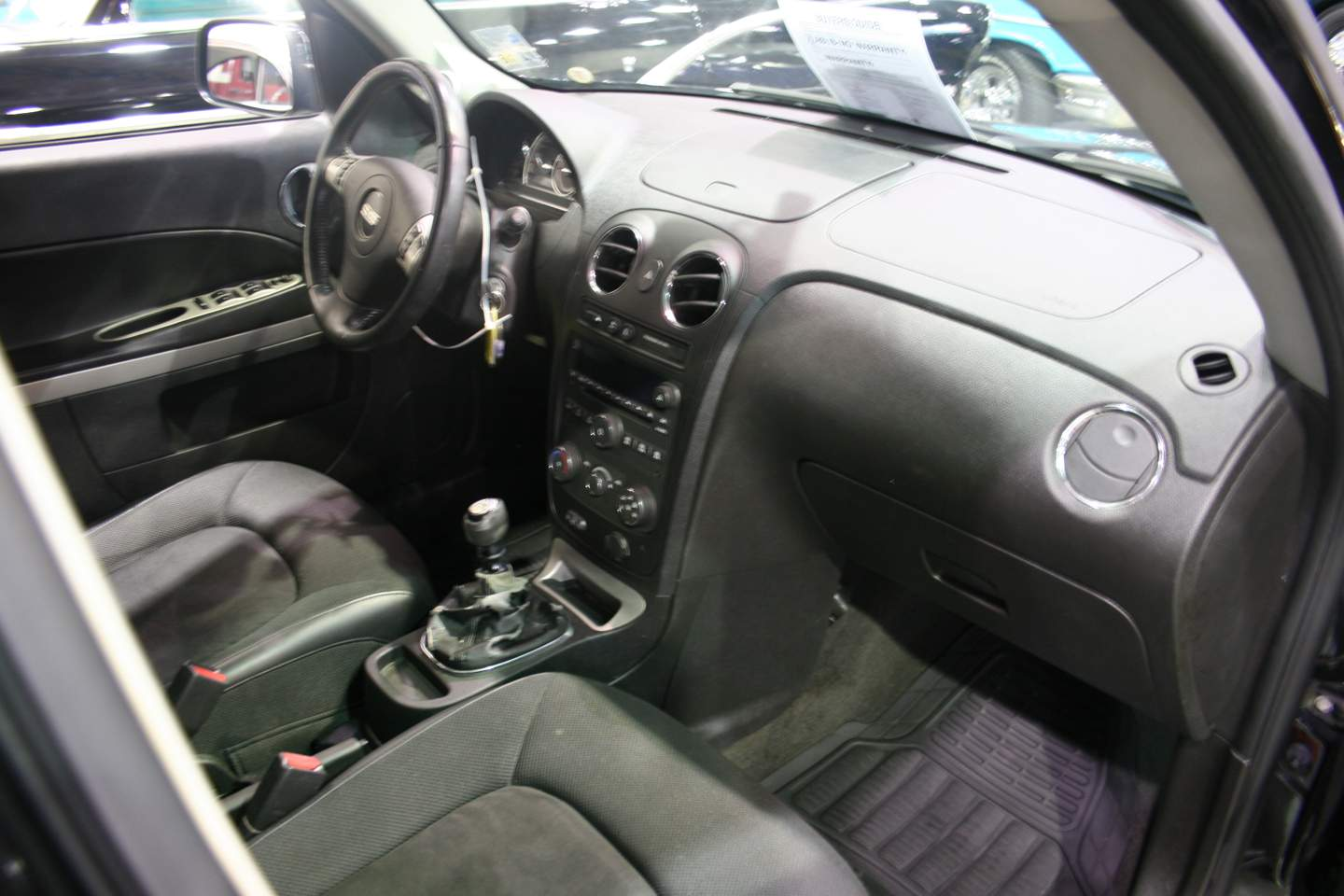 7th Image of a 2008 CHEVROLET HHR SS