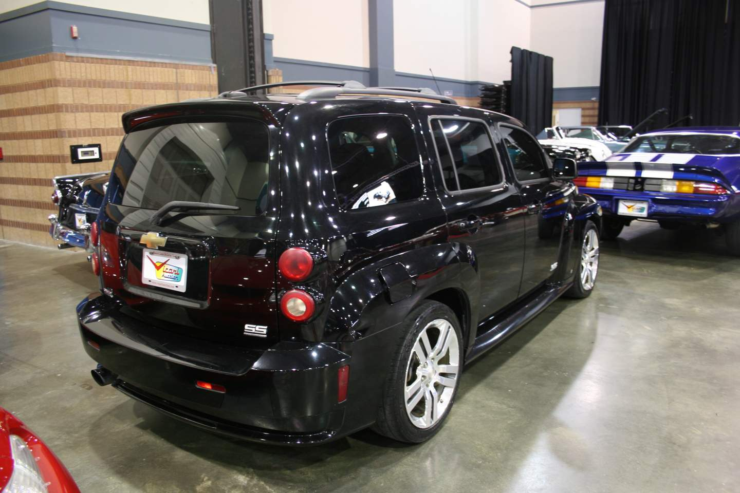 10th Image of a 2008 CHEVROLET HHR SS