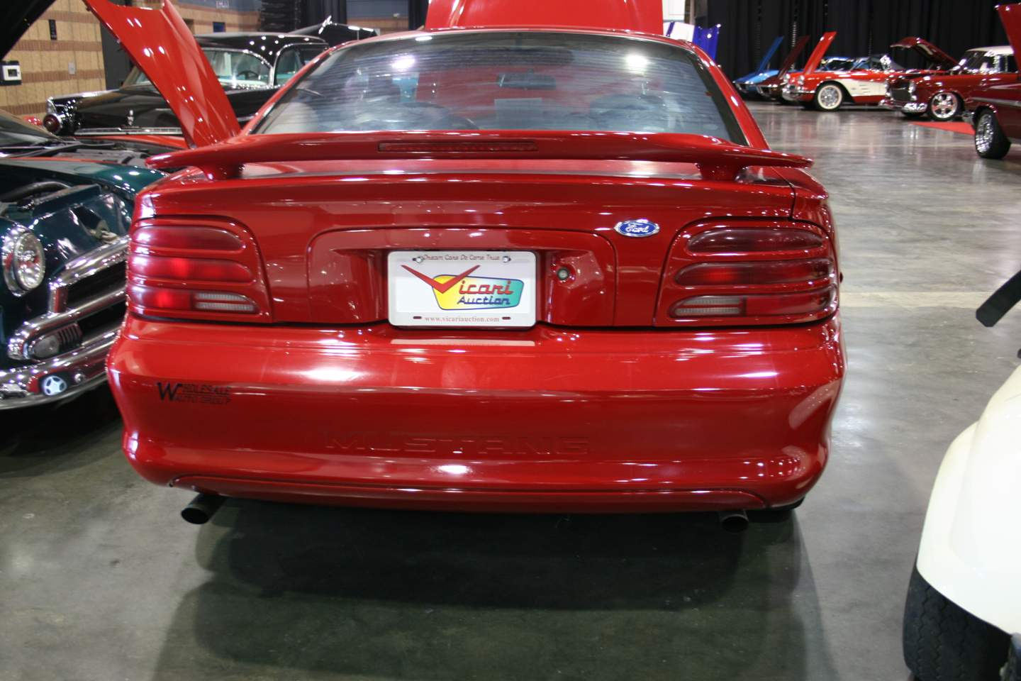 8th Image of a 1994 FORD MUSTANG GT