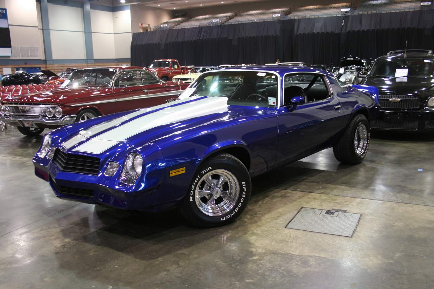 2nd Image of a 1979 CHEVROLET CAMARO