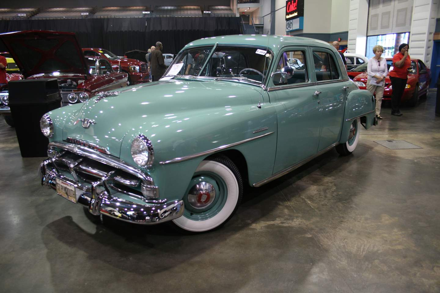 2nd Image of a 1951 PLYMOUTH CAMBRIDGE