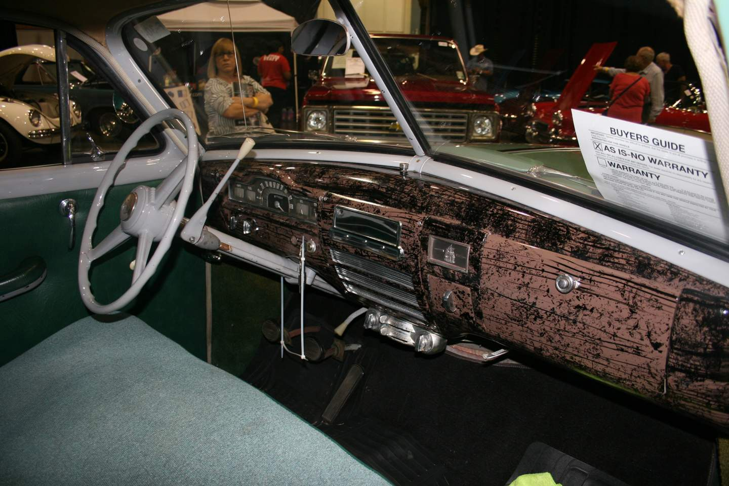 6th Image of a 1951 PLYMOUTH CAMBRIDGE