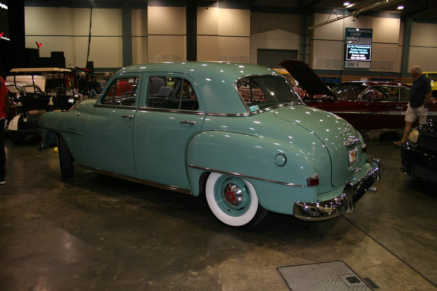8th Image of a 1951 PLYMOUTH CAMBRIDGE