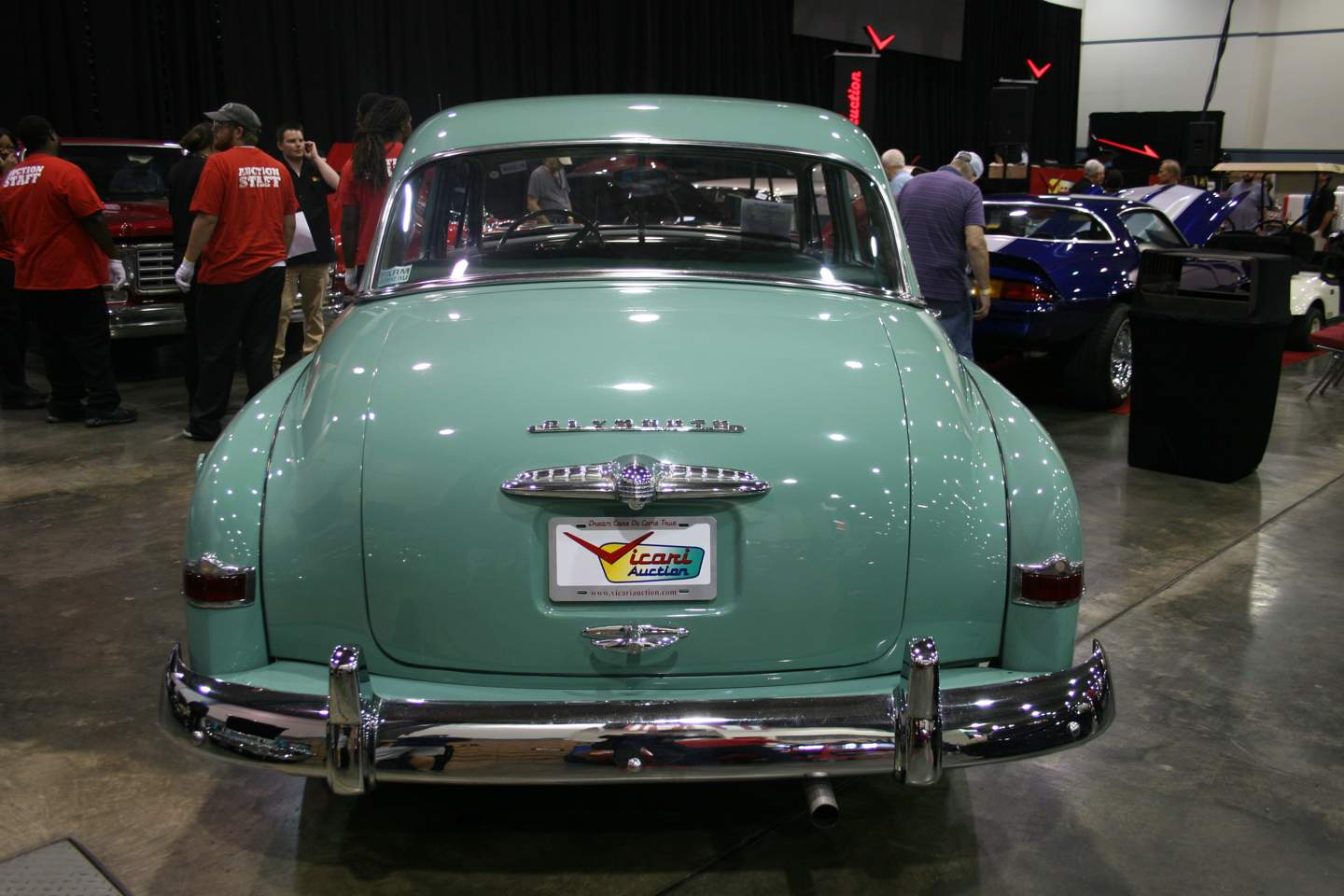 9th Image of a 1951 PLYMOUTH CAMBRIDGE