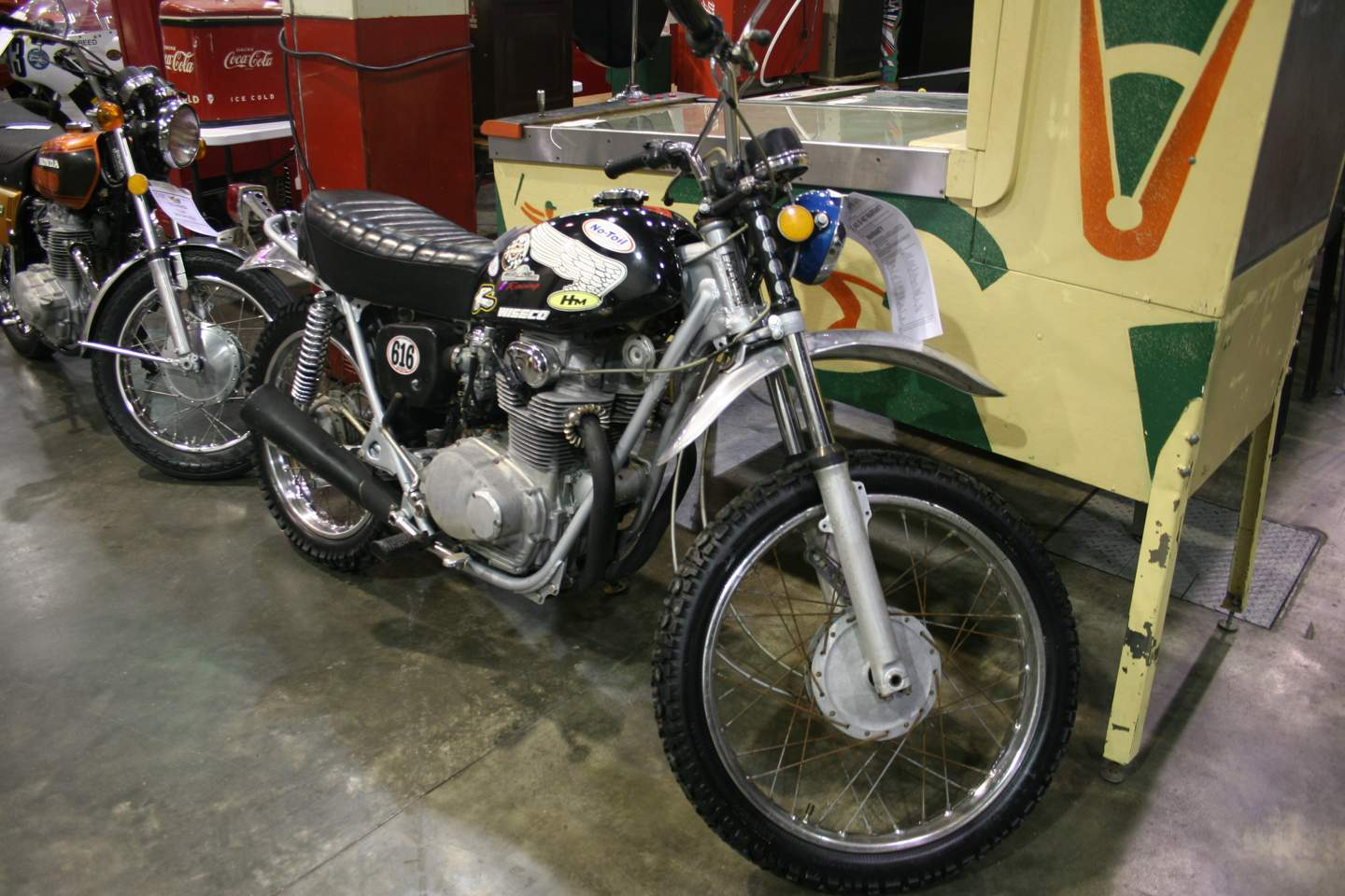 1971 HONDA SL350 For Sale at Vicari Auctions New Orleans, 2018
