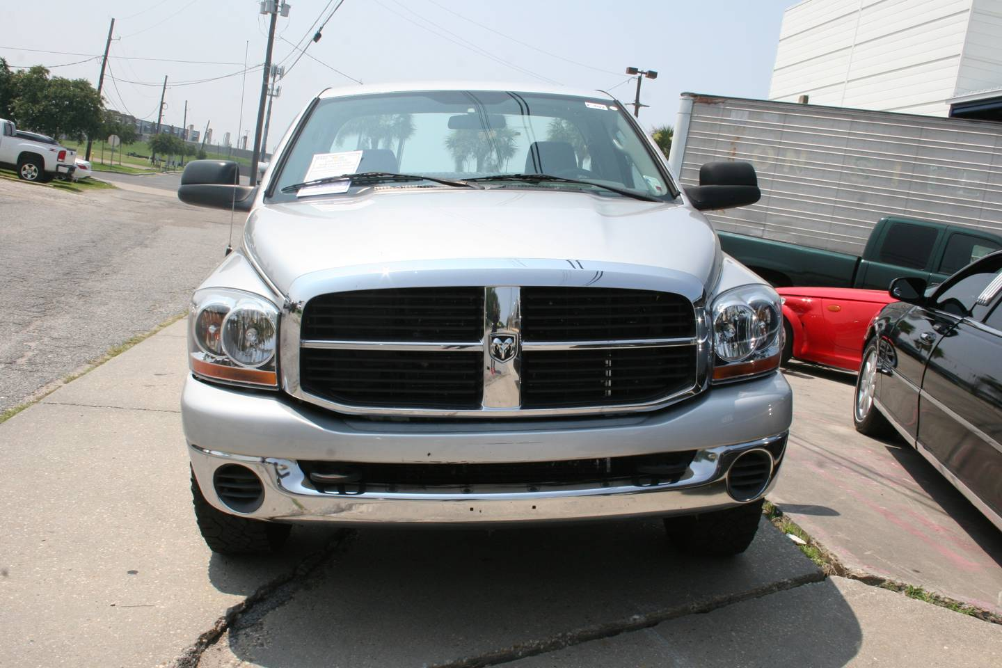 3rd Image of a 2006 DODGE RAM PICKUP 2500