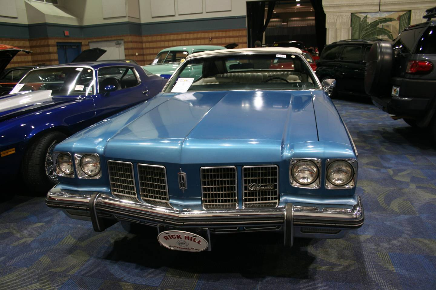 3rd Image of a 1975 OLDSMOBILE DEL