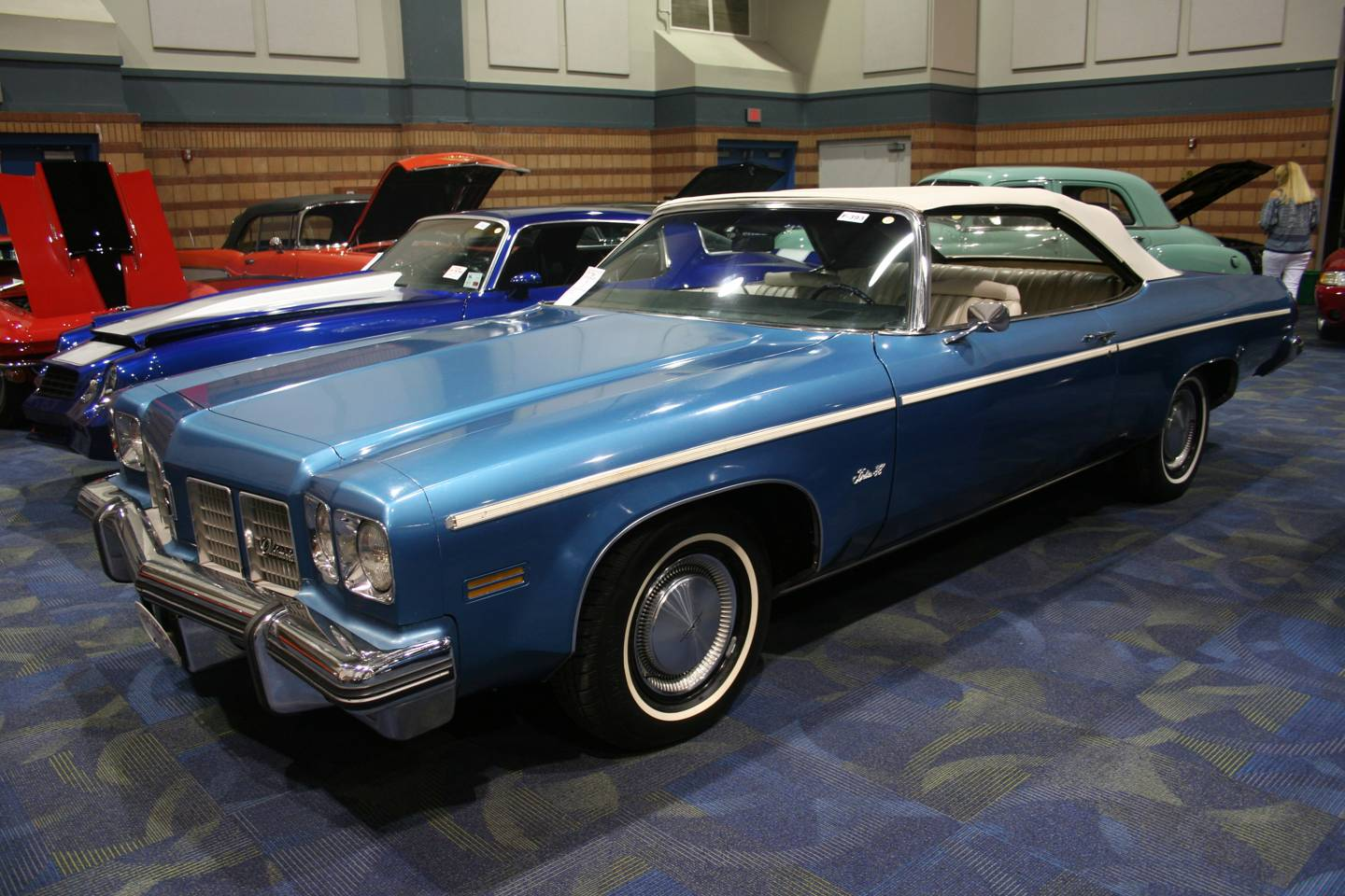 4th Image of a 1975 OLDSMOBILE DEL