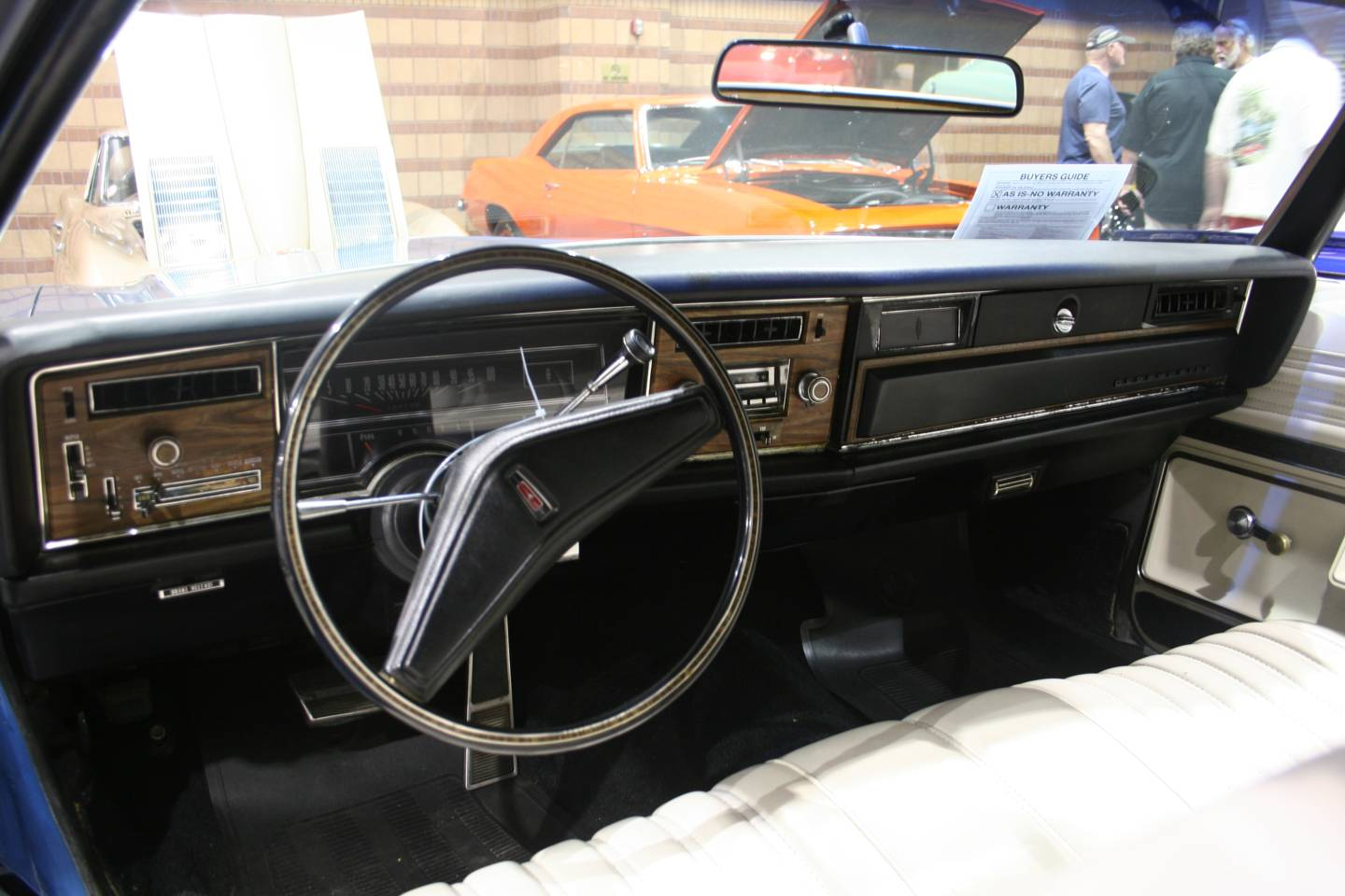 5th Image of a 1975 OLDSMOBILE DEL