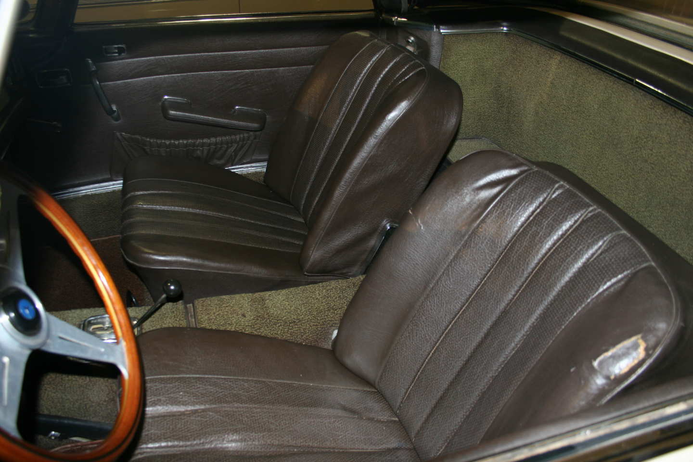 4th Image of a 1970 MERCEDES 280SL PAGODA W113