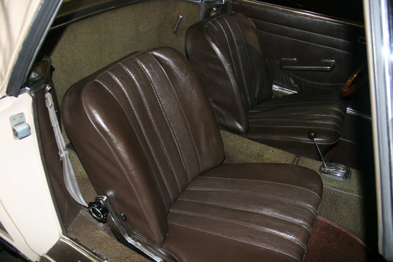 5th Image of a 1970 MERCEDES 280SL PAGODA W113