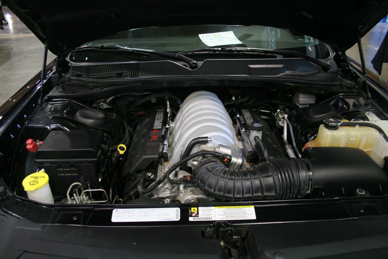 2nd Image of a 2009 DODGE CHALLENGER SRT-8