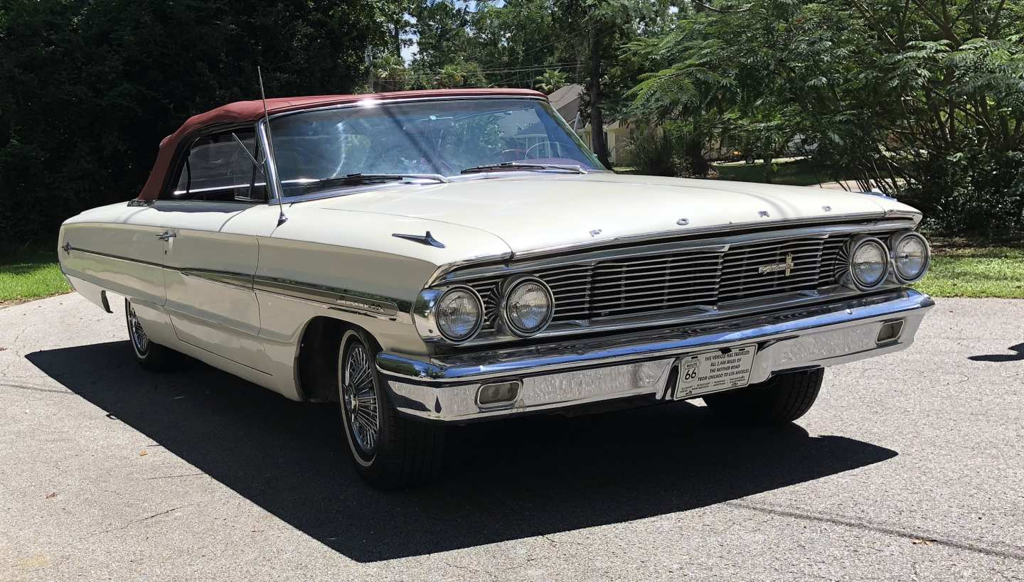 11th Image of a 1964 FORD GALAXIE 500XL