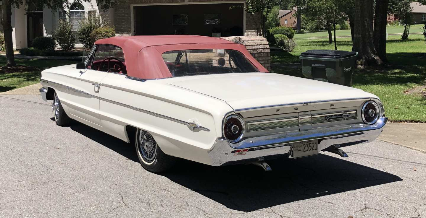 15th Image of a 1964 FORD GALAXIE 500XL