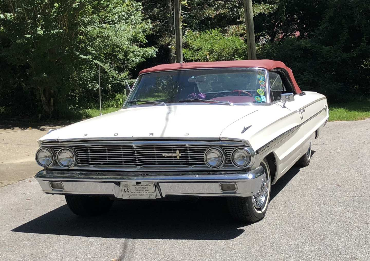 16th Image of a 1964 FORD GALAXIE 500XL