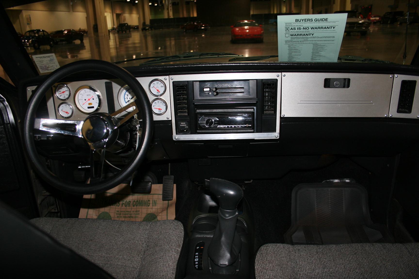 1985 GMC JIMMY S15 For Sale at Vicari Auctions Biloxi, 2018