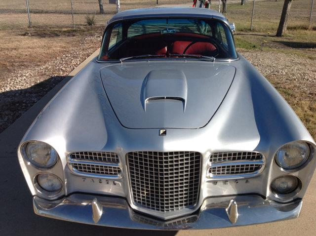 1st Image of a 1958 FACEL VEGA KR500 TYPHOON