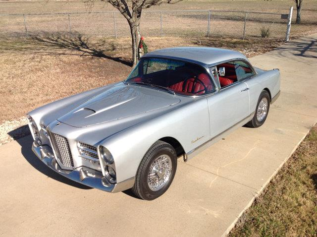 2nd Image of a 1958 FACEL VEGA KR500 TYPHOON