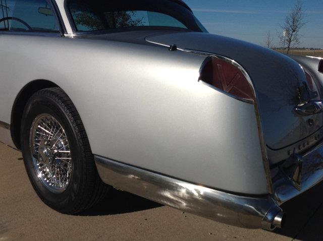 3rd Image of a 1958 FACEL VEGA KR500 TYPHOON