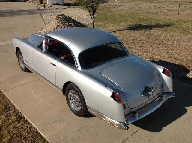 4th Image of a 1958 FACEL VEGA KR500 TYPHOON