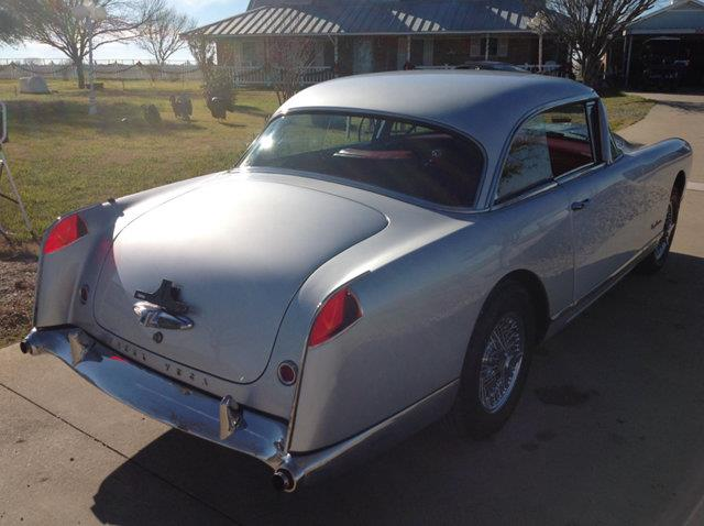 7th Image of a 1958 FACEL VEGA KR500 TYPHOON