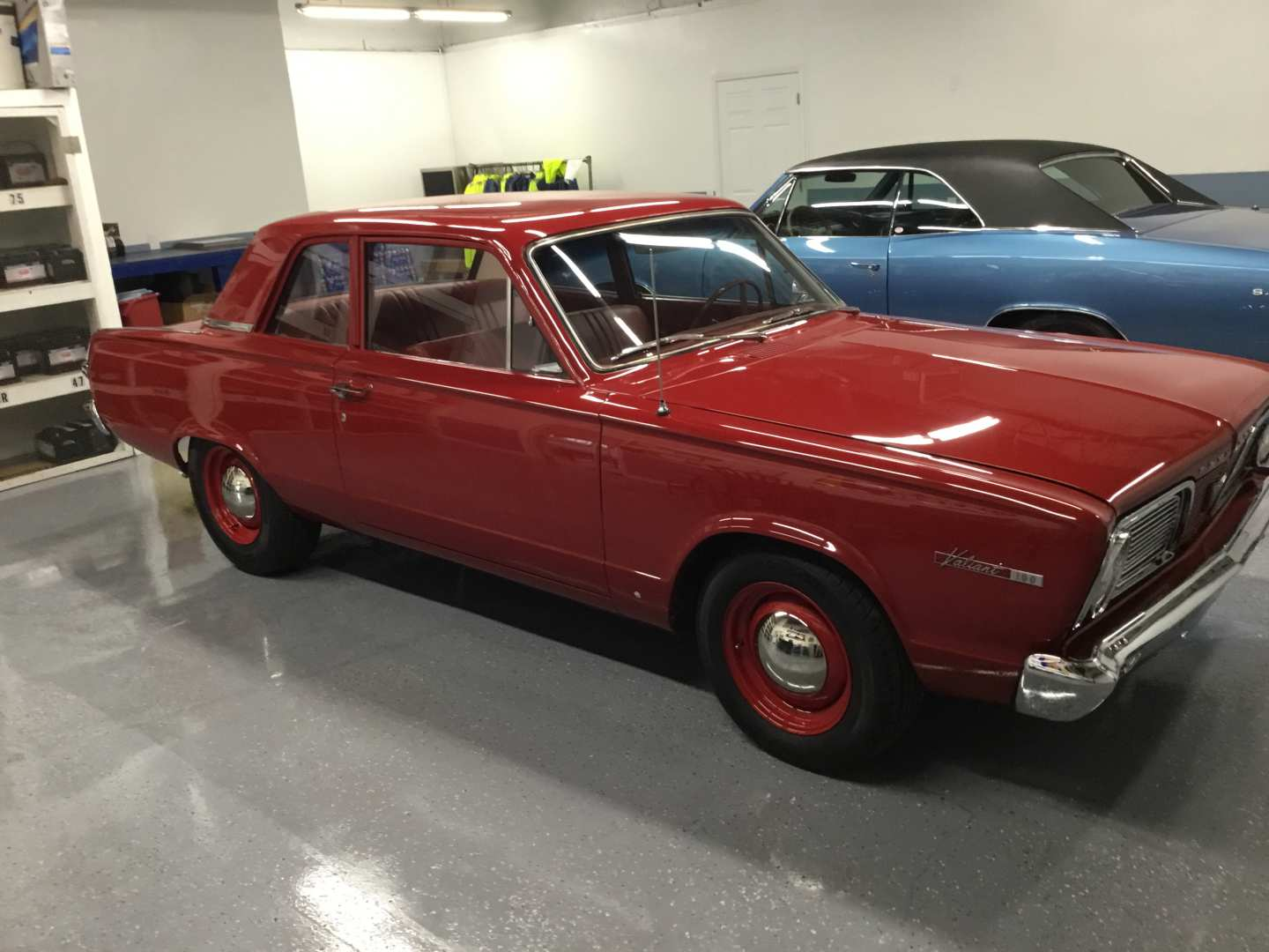 4th Image of a 1966 PLYMOUTH VALIANT