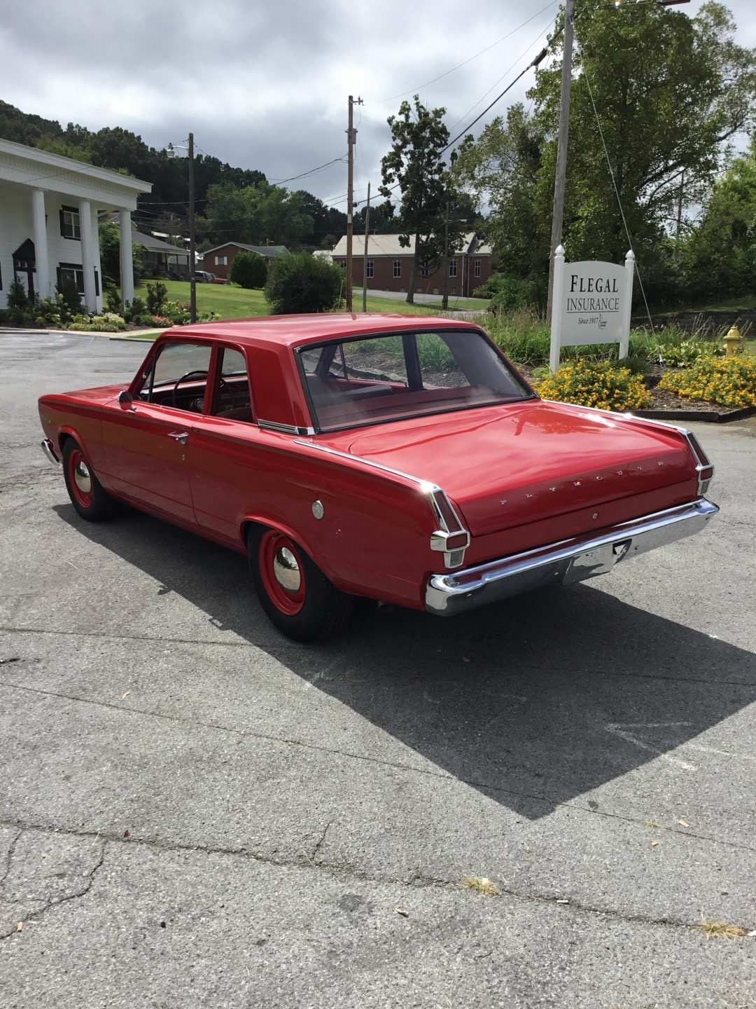 5th Image of a 1966 PLYMOUTH VALIANT