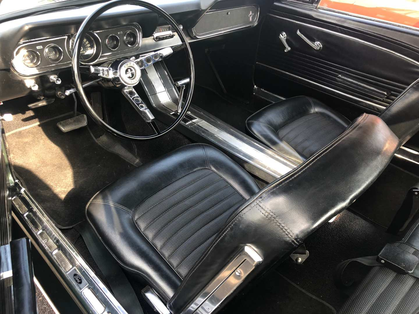 6th Image of a 1966 FORD MUSTANG