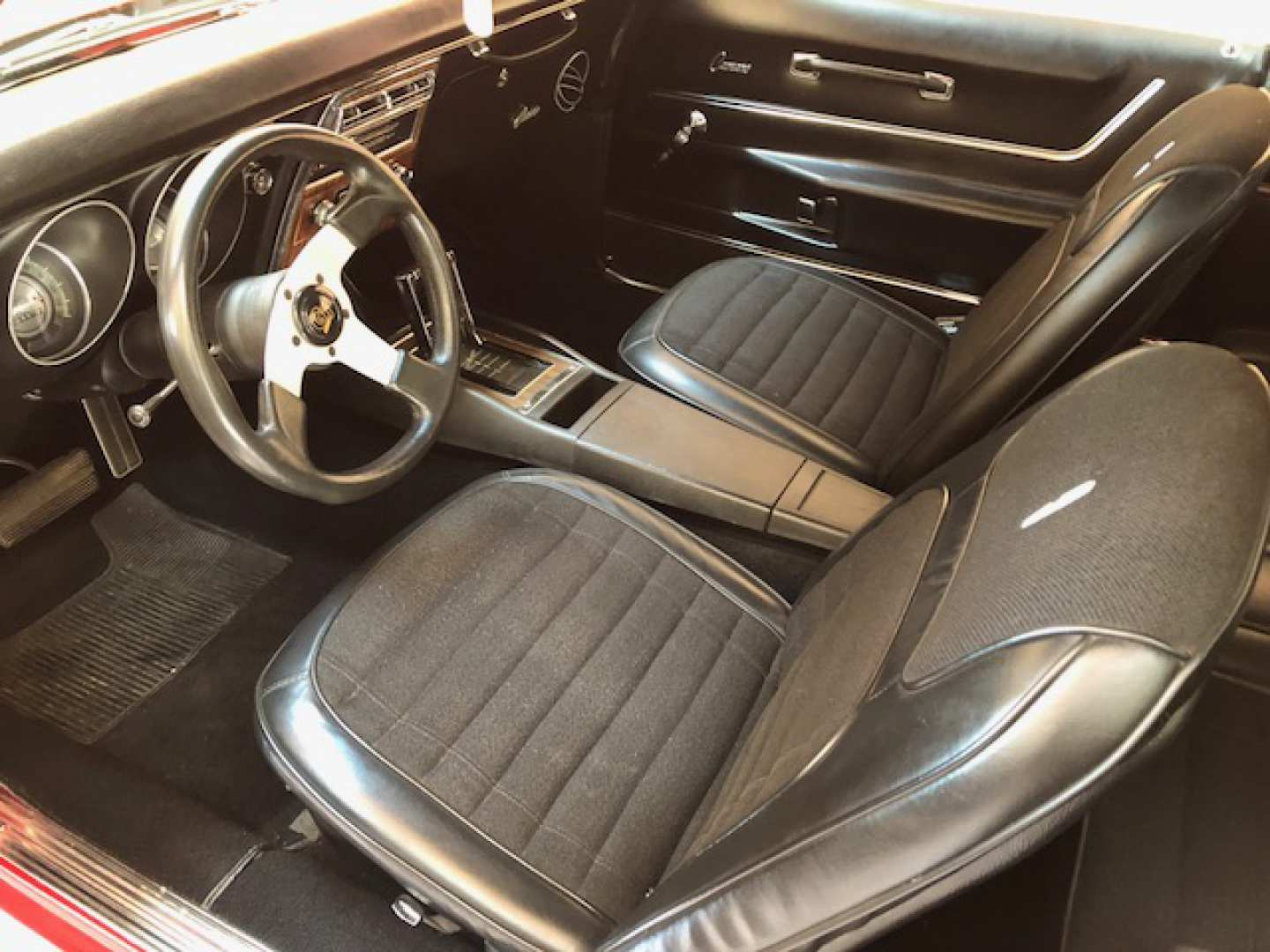 4th Image of a 1968 CHEVROLET CAMARO