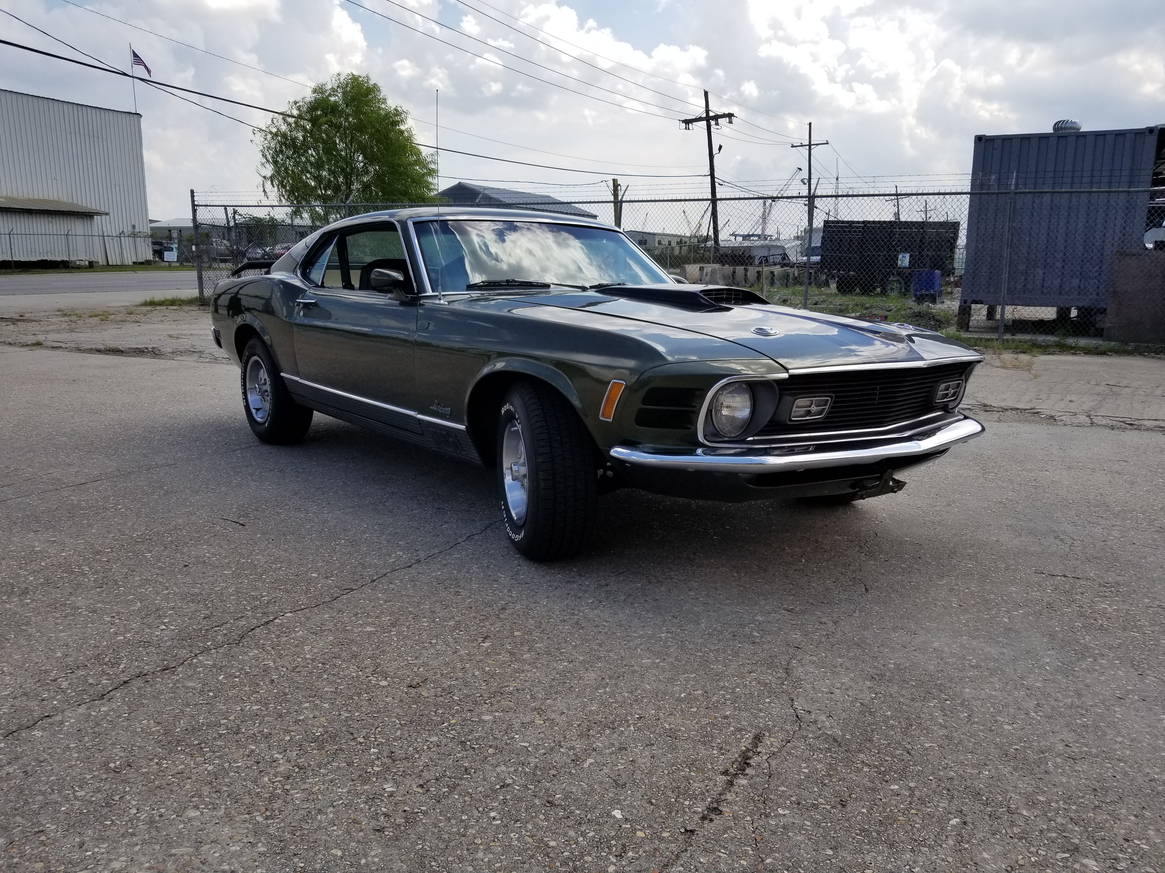 1970 Ford Mustang Mach 1 For Sale At Vicari Auctions Biloxi 2018 3rd Image Of A