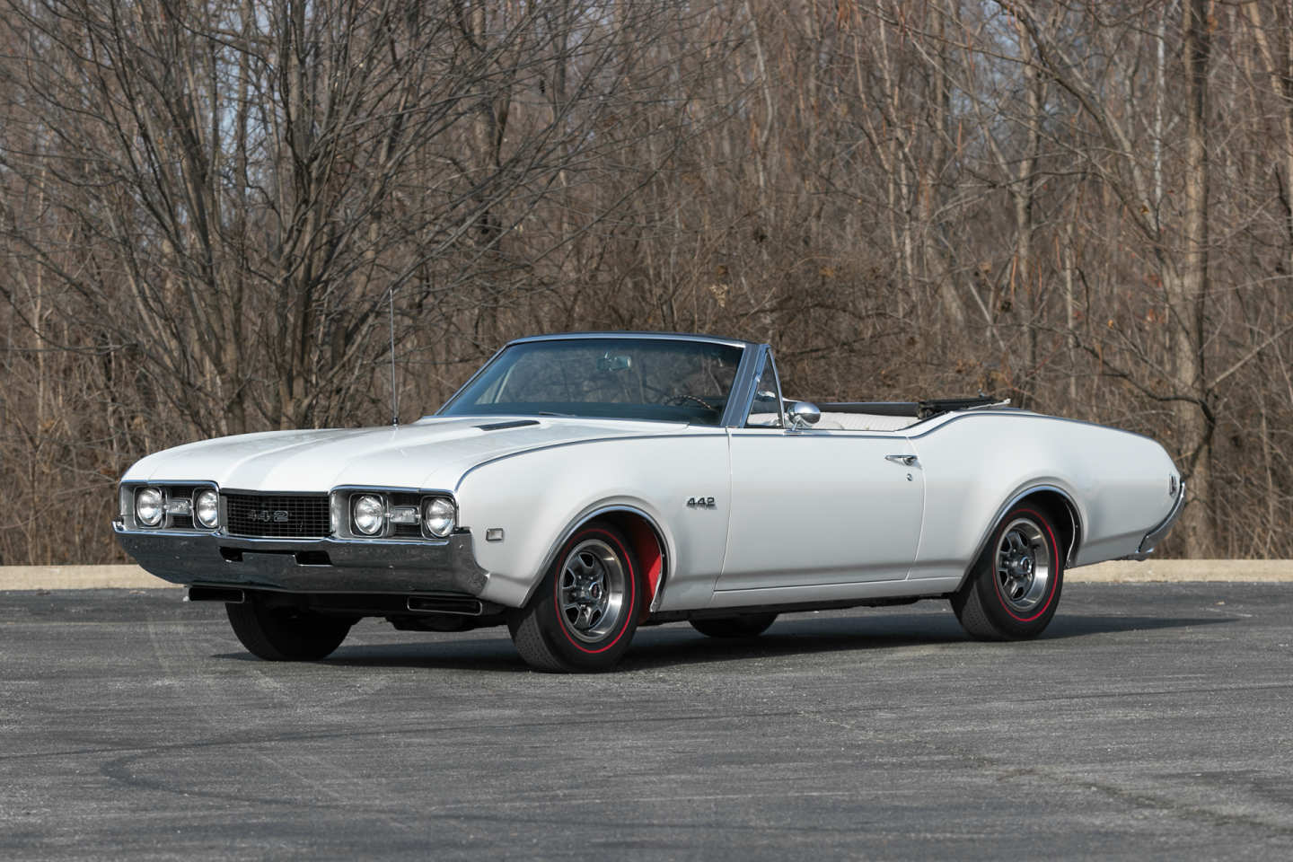 1st Image of a 1968 OLDSMOBILE CUTLASS 442
