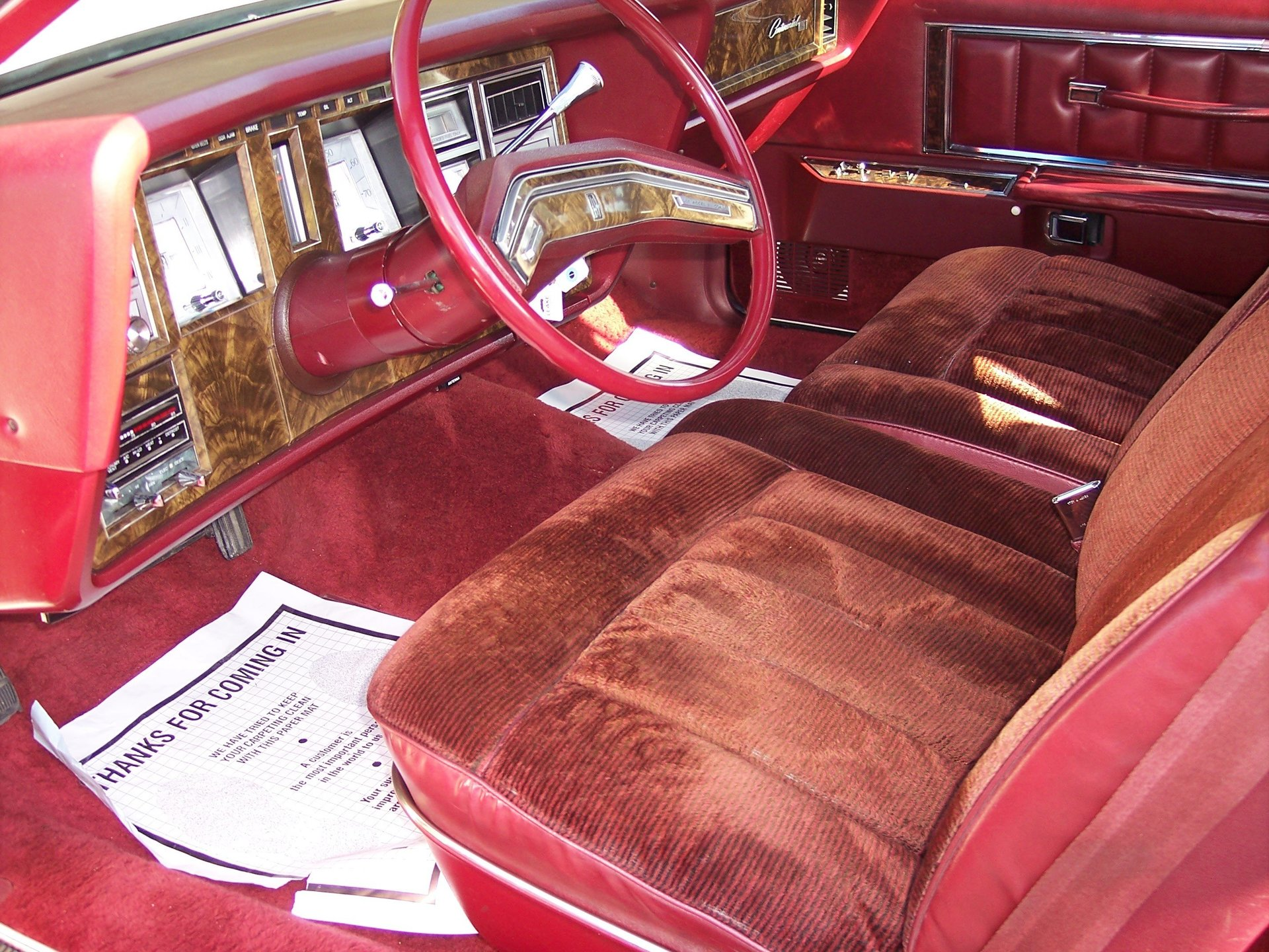 4th Image of a 1977 LINCOLN CONTINENTAL MARK V