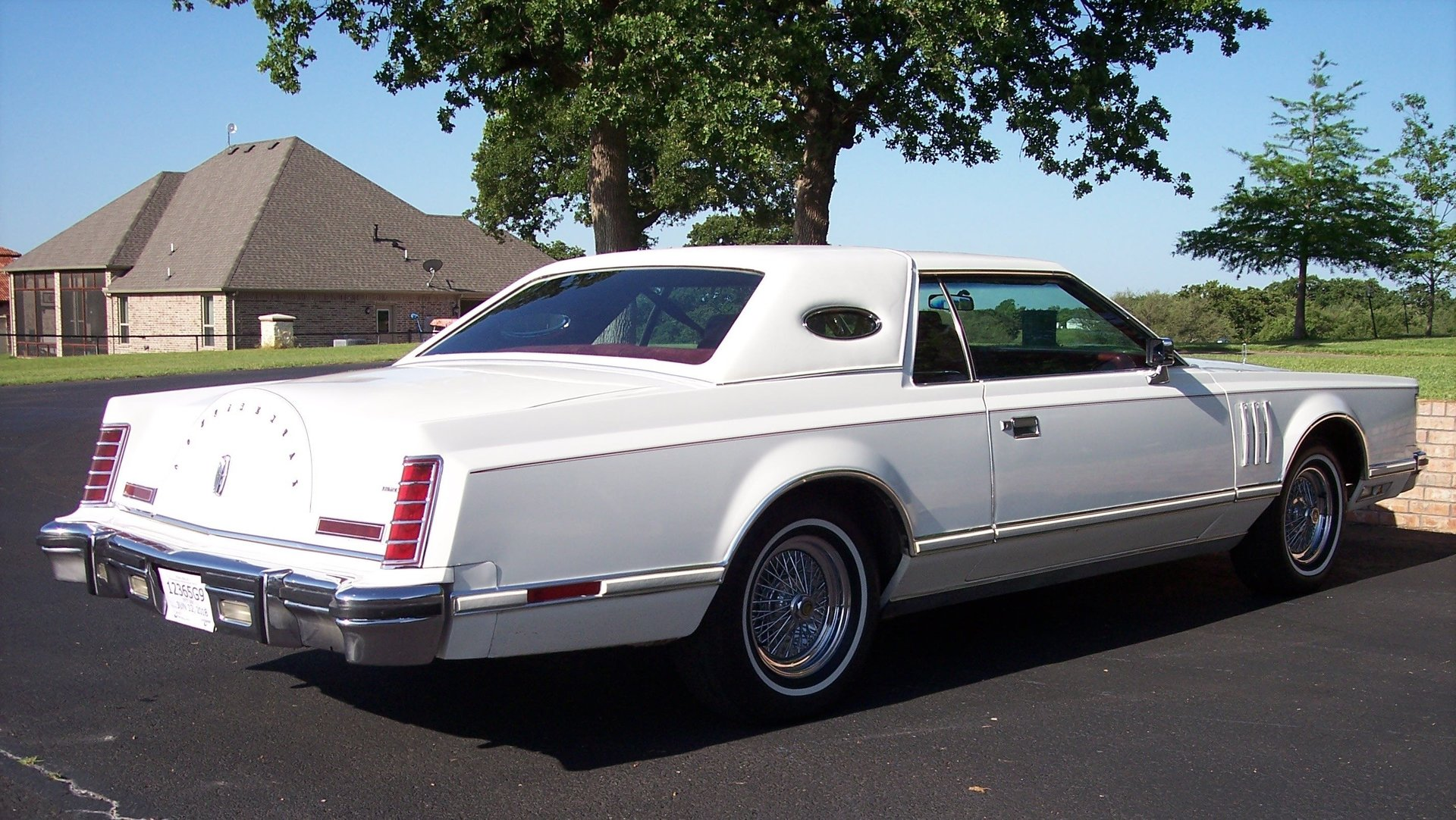 6th Image of a 1977 LINCOLN CONTINENTAL MARK V