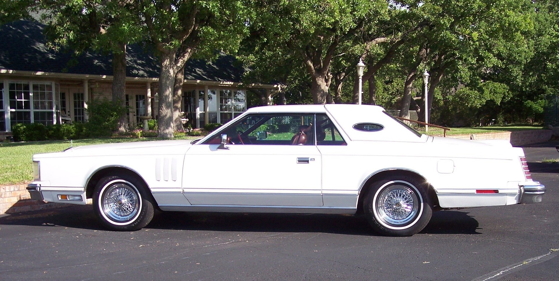 8th Image of a 1977 LINCOLN CONTINENTAL MARK V