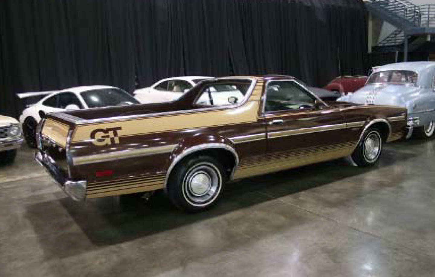 5th Image of a 1979 FORD RANCHERO
