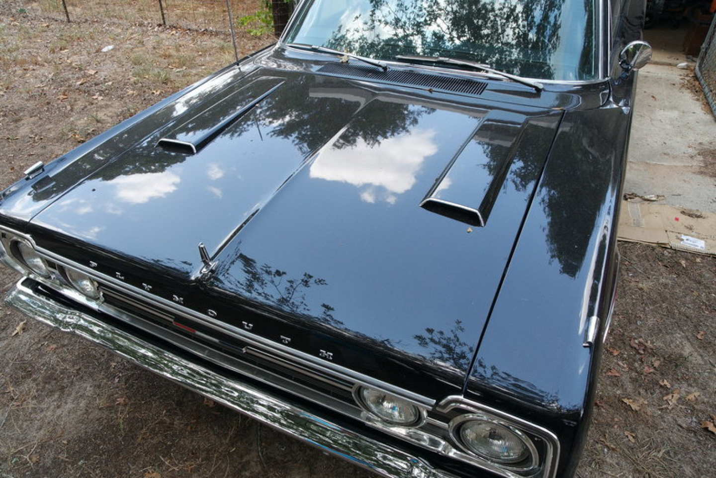 6th Image of a 1967 PLYMOUTH BELEVDERE